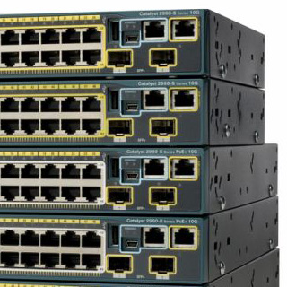Cisco Catalyst 2960-S with 10GbE uplink