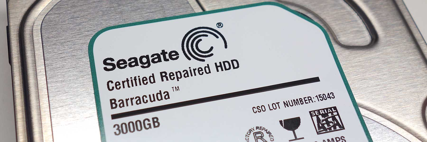 Seagate HDD RMA