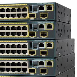 Cisco Catalyst 2960-S with 10GbE uplink