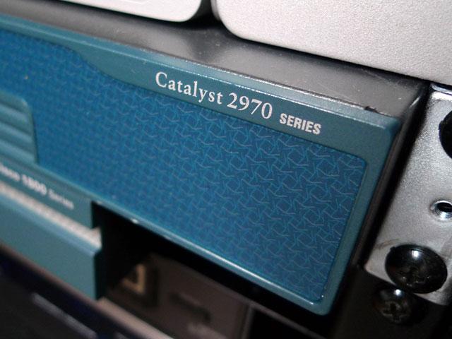 Cisco Catalyst 2970G